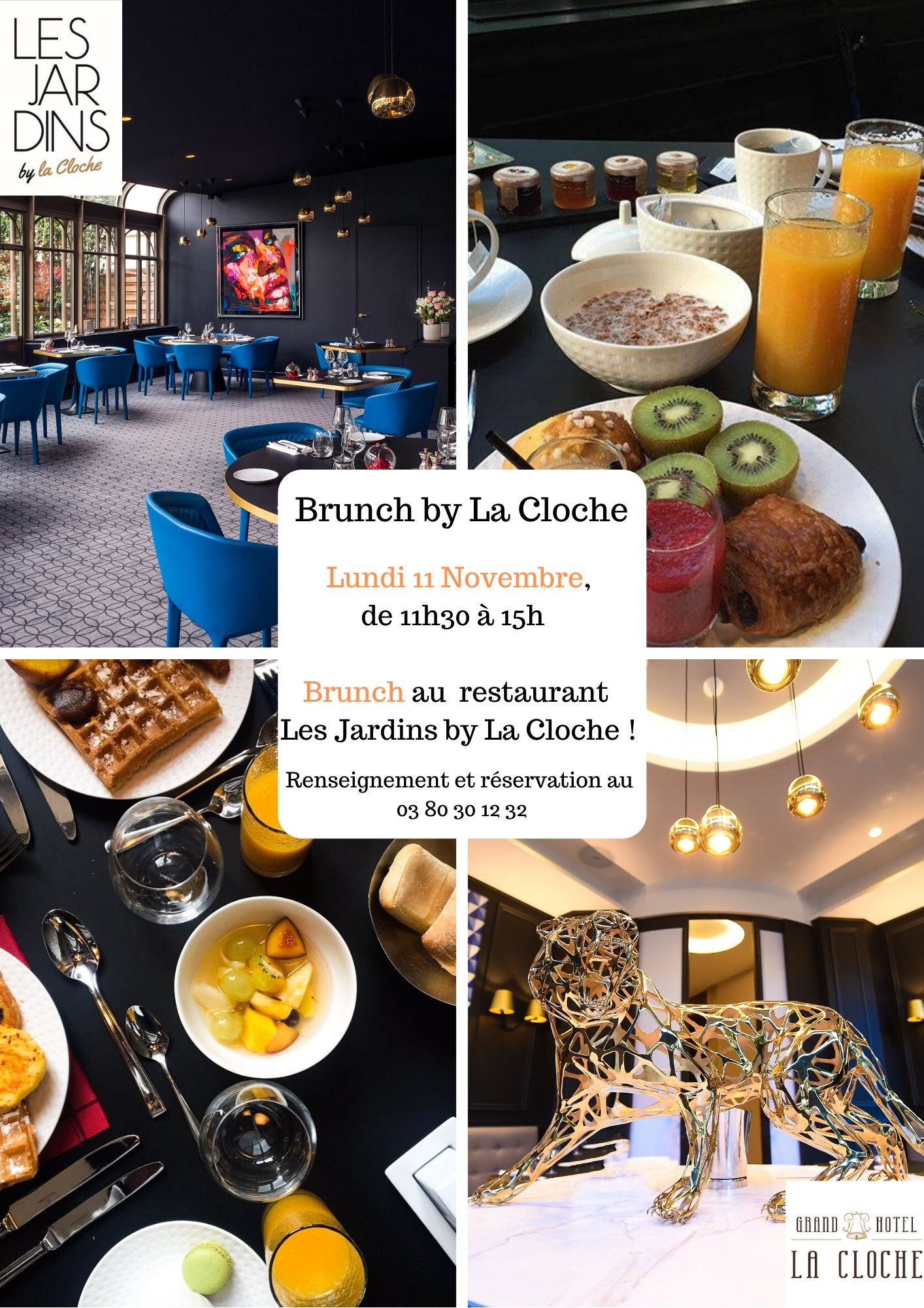Brunch by La Cloche